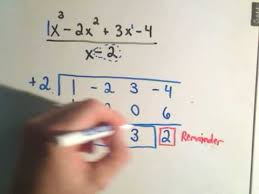 synthetic division a shortcut for long division youtube
