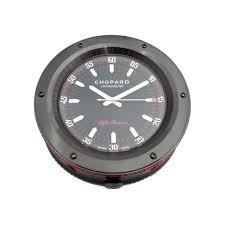 horloge de bureau design pendulette de bureau chopard for alpha romeo