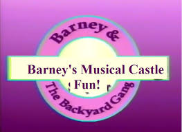 Campfire Sing Along Barney Wiki by Barney U0027s Musical Castle Fun 1989 Supermalechi U0027s Version