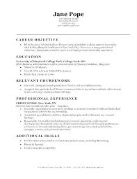 objective on resume exles objective on a resume best career objectives sles ideas on