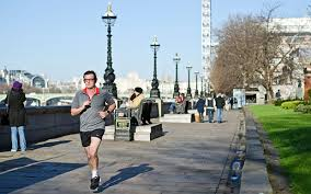 thames river running routes six in the city london s best running routes telegraph