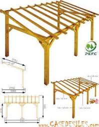 Patio Cover Plans Free Standing by Patio Cover Plans We Could Do This Dream House Pinterest