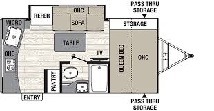 coachmen rv floor plans freedom express pilot 19rks travel trailers by coachmen rv