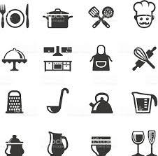 icone cuisine soulico icônes de cuisine cliparts vectoriels et plus d images