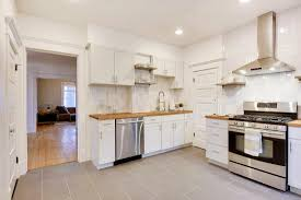 modern white subway tile kitchen mercury mosaics
