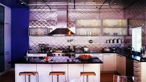 stainless steel backsplash kitchen decor of stainless steel