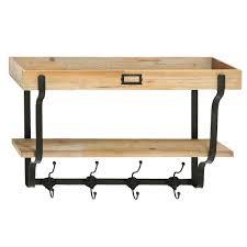 gorgeous wall mounted wood coat rack plans wall mounted coat rack