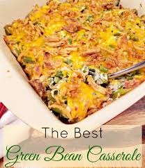 the best green bean casserole recipe clever