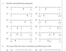 free worksheets placing fractions on a number line worksheets