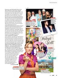miley cyrus in jolie magazine november 2017 hawtcelebs hawtcelebs