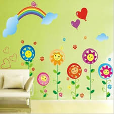 Wall Art For Kids Room by Film Fuji Picture More Detailed Picture About Sunshine Rainbow