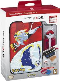 amazon com nintendo 3ds pokemon sun u0026 moon starter kit u2013 solgaleo