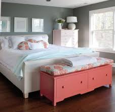 coral bedroom ideas 30 grey and coral home décor ideas digsdigs
