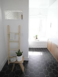 best 25 black hexagon tile ideas on tile floor