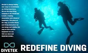 divetek scuba diving scuba gear online store