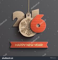 creative happy new year 2016 design vector illustration cảm