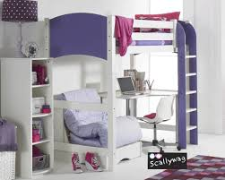 High Sleeper Bed With Desk And Sofa High Bed With Sofa And Desk Functionalities Net