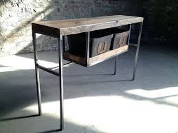 narrow entryway table with storage small u2013 bradcarter me