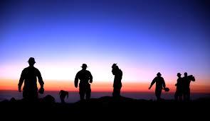 American Flag Sunset File Sunset Silhouette 9522880459 Jpg Wikimedia Commons