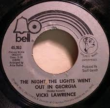The Nights The Lights Went Out In Georgia Vicki Lawrence Album Cover Photos List Of Vicki Lawrence Album