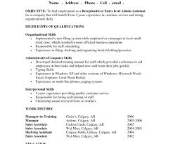 Resume Objectives Exles Writing Resume Sle - how to write an objective for entryvel resume make job marketing