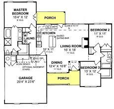 3 Bedroom 2 Bath Open Floor Plans 2 Bedroom 2 Bath Open Floor Plans U2013 Gurus Floor