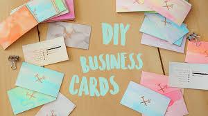 Home Interior Business Diy New Business Card Diy Home Decor Interior Exterior Simple To