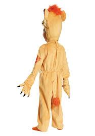 April Neil Halloween Costume Toddler Deluxe Lion Guard Kion Costume