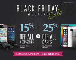black friday coupon codes black friday weekend sale 25 off all cases or 15 off