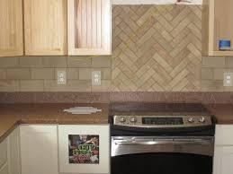 rustic kitchen backsplash tile rustic kitchen ceramic stacked backsplash tile awesome