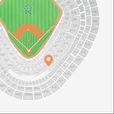 Yankee Stadium Floor Plan Yankee Stadium Section 217 Seat View Main
