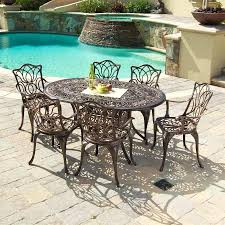 Patio Furniture Clearance Walmart 7 Patio Dining Set Hton Bay Salem High Furniture