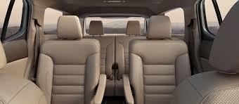gmc terrain back seat gmc acadia 2018 crossover suv gmc qatar