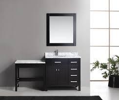 white bathroom cabinet ideas kitchen astounding single sink vanity with makeup area white
