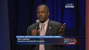 welcome speech for thanksgiving party presidential candidate ben carson remarks 2015 sunshine summit c