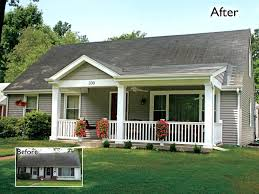 split level front porch designs adding a front porch to an old house add small garrison colonial