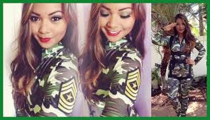 Halloween Army Costumes Womens Army Makeup Halloween Tutorial Drugstore Products