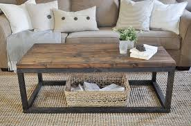 Rustic Industrial Coffee Table Rustic Industrial Coffee Table Best Gallery Of Tables Furniture