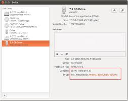 format exfat partition ubuntu mount exfat in linux pc tips tricks