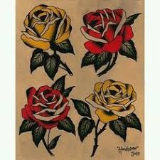traditional pink rose tattoo more tattoos pinterest pink