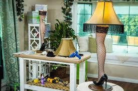 how to diy home decor how to diy leg lamp home u0026 family hallmark channel