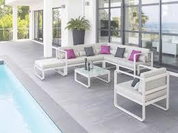 canapé teck jardin jardin salon jardin canape jardin aluminium convenientedu