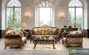 traditional sofas living room furniture leather and fabric living room furniture uberestimate co