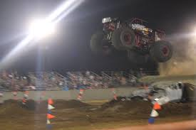 knoxville monster truck show larry quick u0027s ghost ryder