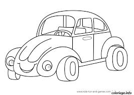 coloriage dessin voiture enfant 14 dessin