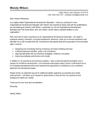 Resume Example Letter by Best Management Shift Leader Cover Letter Examples Livecareer