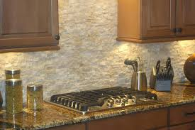 Tumbled Slate Backsplash by Glass Mosaic Tile Backsplash Ideas Kitchen Unusual Kitchens With