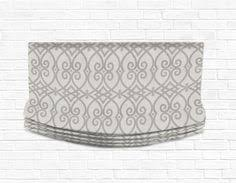relaxed roman shade pattern belgian textured linen relaxed roman shade slightly softer line