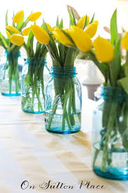 Easy Outdoor Easter Decorations by Best 25 Easter Table Settings Ideas On Pinterest Easter Table