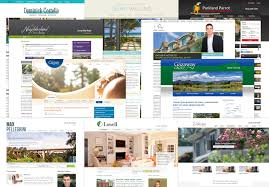 real estate website design sw33t design by sarah jacobs